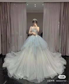 Ball Gowns Fantasy, Ball Gowns Prom, Fantasy Dress, Ball Dresses, Event Dresses, Prom Party Dresses, Quinceanera Dresses, Bridal Dresses, Ballroom Wedding Dresses