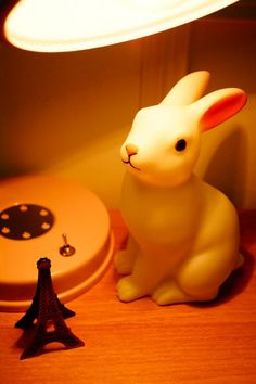 토끼 램프 Woodland Rabbit Night Light