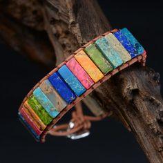 Chakra Armband, Chakra Bracelet, Bracelet Making, Jewelry Making, Diy Jewelry, Enamel Jewelry, Beaded Jewelry, Silver Jewelry, Women Jewelry