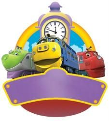 Chuggington image for cake Hunter train party Pinterest Cakes
