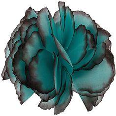 Aqua burnt edge corsage ($15) found on Polyvore Flower Corsage, Flower Brooch, Names Of Jesus Christ, Green Flowers, Aqua Blue, Burns, Brooches, Polyvore, 1 Timothy