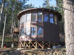 Alicia B. Designs: Yurt Alert