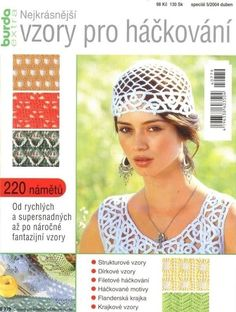Patterns. Burda 5/2004