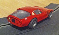 Alfa Romeo Canguro 1/32 rv Roxy Toys with Fleischmann chassis