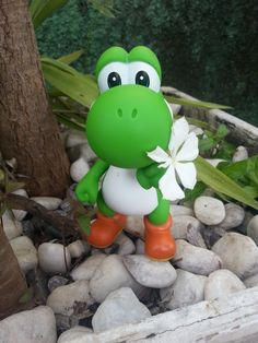 Yoshi, Tortoise Turtle, Some Games, Mario And Luigi, Super Mario Bros, Jouer, Turtles, Cute Art, Mushrooms