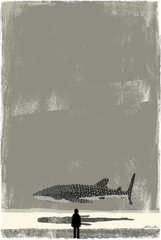 shark! by Tatsuro Kiuchi