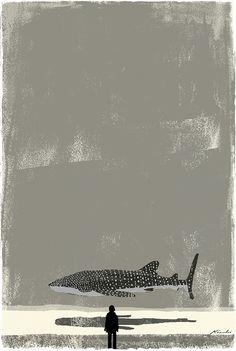 shark! by Tatsuro Kiuchi