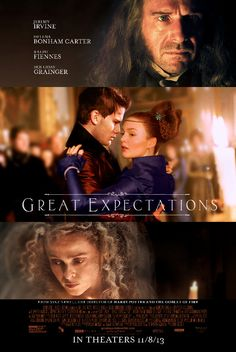 The best film adaptation of one of the most dreadful stories ever told. || Great Expectations - Helena Bonham Carter, Jeremy Irvine, Ralph Fiennes