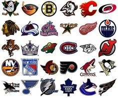 Know your hockey teams!                                                       …