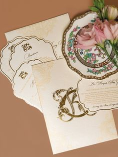 Invitations in light colors and gold for a classic combination with an airy palette prove a favorite trend for contemporary summer weddings. Angel Trumpet, Holly Tree, Sunken Garden, Citrus Trees, Stone Path, Shape And Form, Back Gardens, Pool Designs, Diamond Pattern