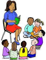 Reading circles were good literacy practice that i did when i was in elementary school. Even though i was a shy reader, we were all learning together.