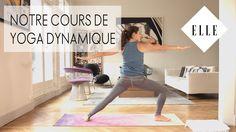 Notre cours de yoga dynamique┃ELLE Yoga