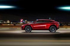 Lamborghini Urus - potrei morire