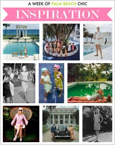 Kelly Market: PALM BEACH CHIC...INSPIRATION