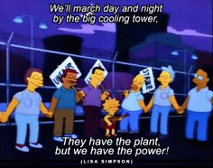 Lavoro Palermo  #lavoropalermo #lavoro #Palermo #workisjob We'll march day and night by the big cooling tower... Lisa Simpson season 4 episode 17 [1200x950]