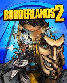 Borderlands 2 - Key art concept