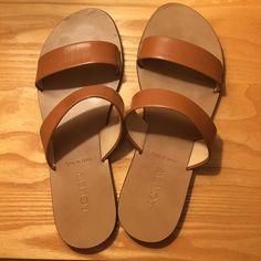 J. Crew Sandals EUC Size 7. J. Crew Shoes Sandals