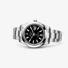 Discover the Datejust II watch in 904L steel on the Official Rolex Website. Model: 116300
