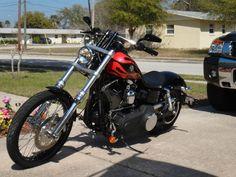 2010 Harley-Davidson® FXDWG Dyna® Wide Glide®   #2010 #Dyna #FXDWG #Glide #Harley-Davidson #Wide