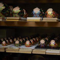 伝統工芸の大内塗 大内人形