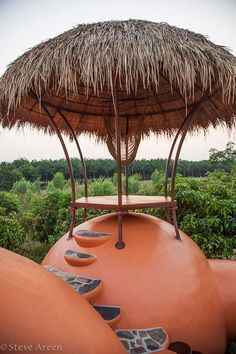 Steves Thailand Dome Home