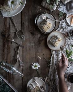 A friendly reminder that there's nothing wrong with cake for breakfast once in a while and that, in case you missed it, there's a new recipe on the blog: the ultimate southern birthday cake, a Vanilla Spice Coke Cake with Cola Italian Meringue Buttercream. Link in profile. #theartofslowliving #localmilkrecipes