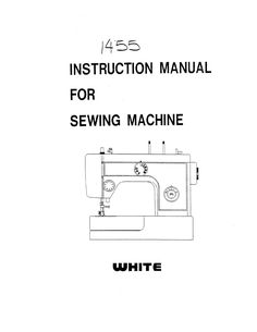 Search for Singer and White Manuals for free | Sewing Machine ...