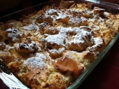 Maple Cream Cheese French Toast Casserole