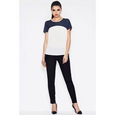 Bluza casual alba de dama  #cumparaonline #bluzedama #casual #promotii #reducere Shirt Blouses, Shirts, Alba, Workout, Smart Casual, Black Friday, Capri Pants, Black Jeans, Short Sleeves