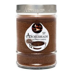 Aromabeads Ember Glow Scented Canister Candle
