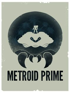 Metroid Prime by Fernando Martínez