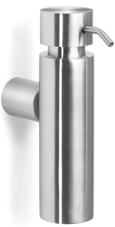 Built-in soap dispenser / stainless steel / commercial / manual - DH410 - Dolphin Dispensers