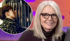 'I still don't get the fuss about Annie Hall': Diane Keaton shrugs off her Academy Award success… as the star, 71, admits