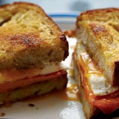 Sage Biscuit Egg Sandwich | The most important meal of the day ...