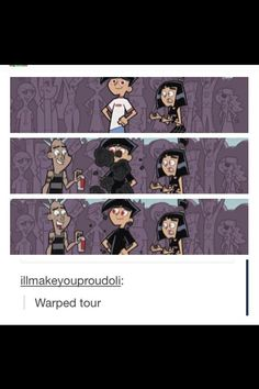 Warped tour!:)
