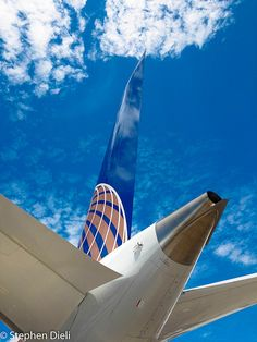 United Airlines Boeing 787 / LAX