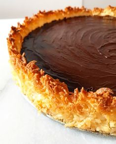 Factors You Need To Give Thought To When Selecting A Saucepan Chocolate Macaroon Tart Bakes Brooklyn Gluten Free Desserts, Just Desserts, Delicious Desserts, Oreo Desserts, Lemon Desserts, Party Desserts, Delicious Chocolate, Tart Recipes, Sweet Recipes