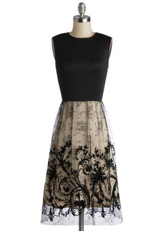 Candlelit Memories Dress #modcloth #ad *so lovely