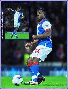 YAKUBU Blackburn Rovers