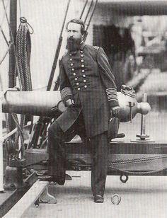 DAVID DIXON PORTER Civil War Union U.S. Navy Photo Civil War Books, Union Army, America Civil War, Civil War Photos, Military History, Historical Photos, Civilization, American History, Ancestry