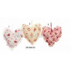 Μαξιλαράκι Μπομπονιέρας Τετράγωνο Λινό Φλοράλ καρδιά Διάσταση 12 Χ 12 cm