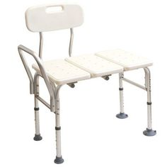 Invacare Bathtub Transfer Bench for Aging in Place assistance ...