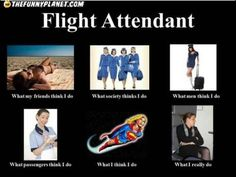 What does a Flight Attendant really do? #crew #flightattendant #safetravels