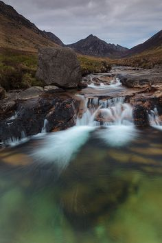 Glen Rosa, Isle of Arran, Scotland