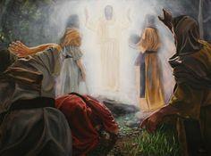 Christ's Faithful Witness ~ The Transfiguration