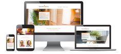 Website/Webdesign für GesundheitsPavillon Thun