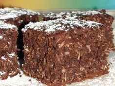Cake & Co, Hungarian Recipes, No Bake Cake, Coco, Deserts, Food And Drink, Favorite Recipes, Yummy Food, Sweets