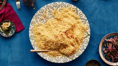 Steam, fluff; steam, fluff. This couscous recipe is time-consuming but worth it.