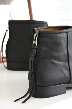 have a cheaper gap version of these acne boots that I love. maybe these next time