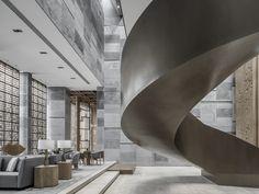 the exhibition hall. Image © Yao Li, Sui Sicong
